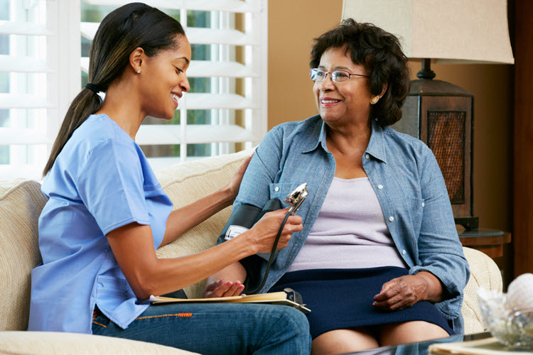 What Happens When You're Released From The Hospital, But Still Need Medical Services?