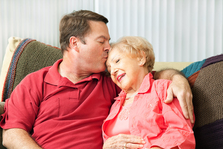 Treat Your Aging Parents As Adults, With Love and Respect