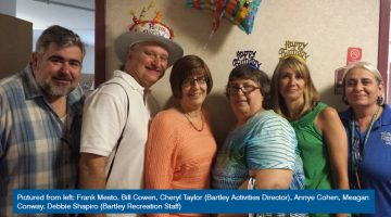 Nursing Home Volunteers Bring Joy with Birthday and Holiday Gifts