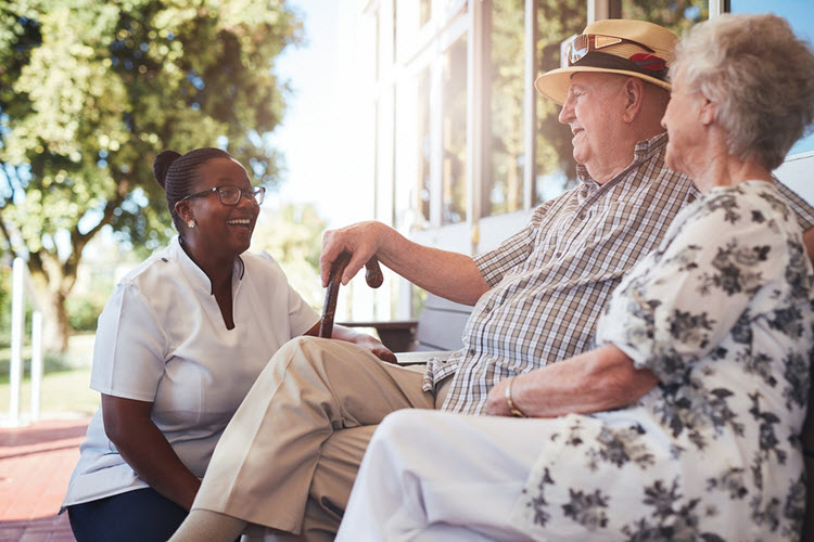 Thinking About an Assisted Living Community?