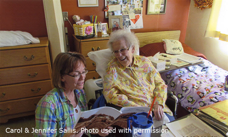 Tips For Staying Connected With Your Senior In Assisted Living Or A Nursing Home