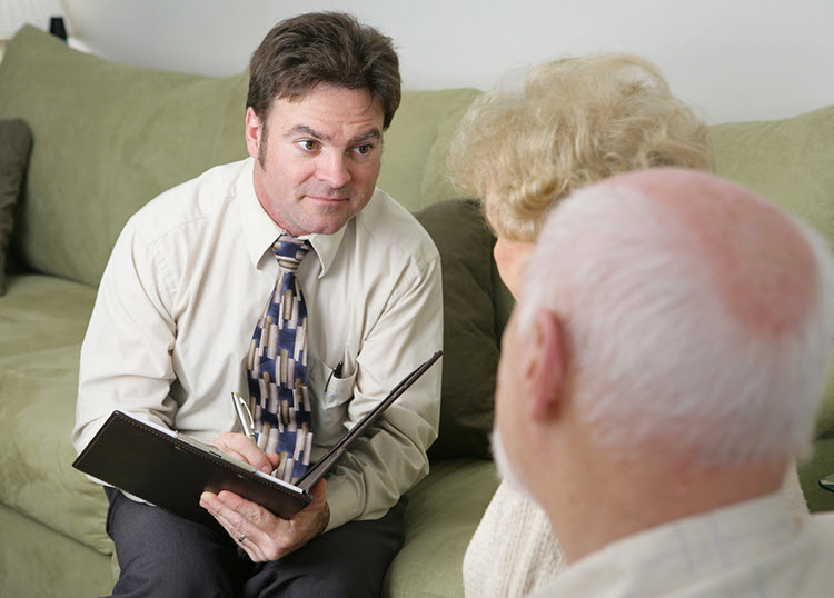 Senior Placement Services Can Help Take The Stress Out Of Moving A Loved To A Community.