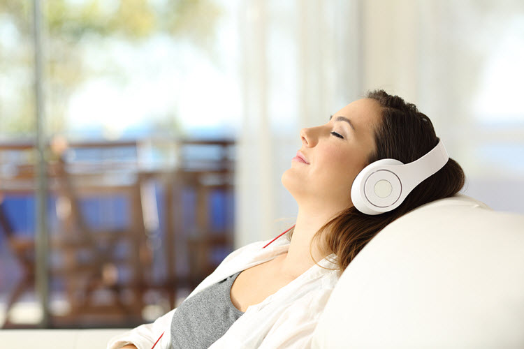 Music is My New Meditation. A List of Ten Tunes to Calm Your Nerves.