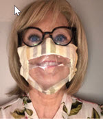 COVID19 mask for people with dementia
