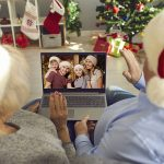 COVID19 Holidays Grandparent video Chat