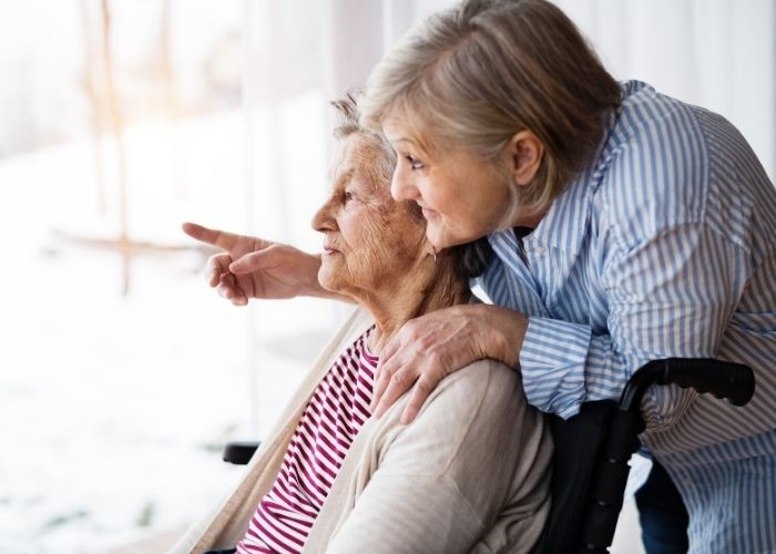 Pandemic Tipping Point: Family Caregivers ARE Essential Caregivers.