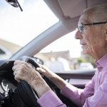 Senior man should not be driving worried