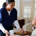 Amenities in senior living includes meals