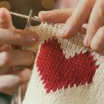 knitting is good for hand eye coordination
